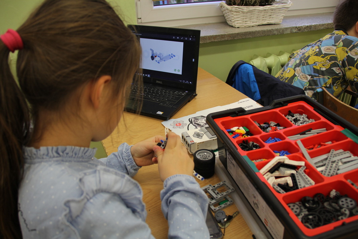 Robotyka Lego Płock Warsztaty